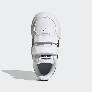 Bebek Sport Inspired Beyaz Breaknet Ayakkabı
