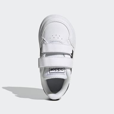 Kids Tennis White Breaknet Shoes