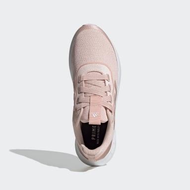 Women's Lifestyle Pink QT Racer Sport Shoes