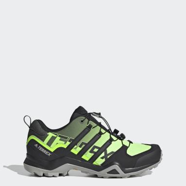 Zapatillas de Senderismo Terrex Swift R2 Verde Hombre TERREX