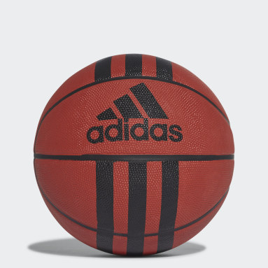 Pallone da basket 3-Stripes Arancione Basket