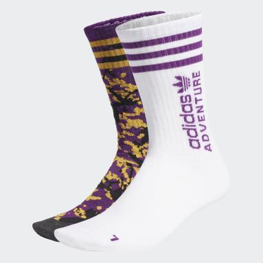 Originals Multi adidas Adventure Socks 2 Pairs