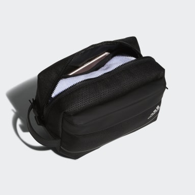 Men Golf Black Pouch