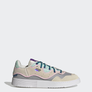 Women Originals Beige Supercourt XX Shoes