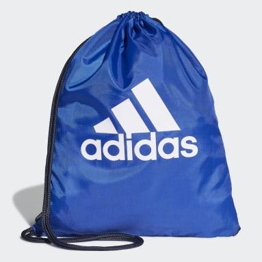 Volleybal Blauw Gym Tas