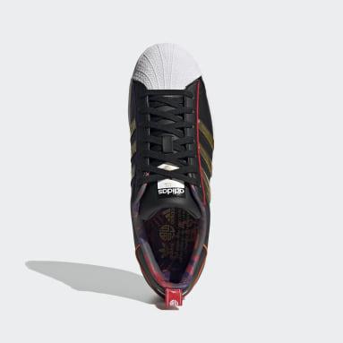 Originals Zwart Superstar Schoenen