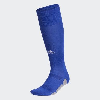 Baseball Blue Utility Knee Socks