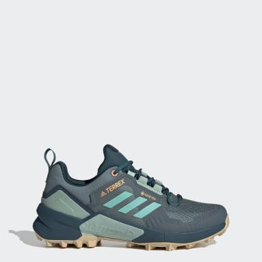 Women's TERREX Green Terrex Swift R3 GORE-TEX Hiking Shoes