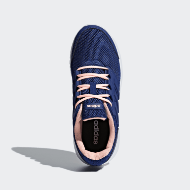 Children Running Blue Galaxy 4 Shoes
