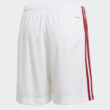Short Domicile Arsenal Blanc Enfants Football