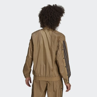 Women Originals Brown R.Y.V. Track Jacket