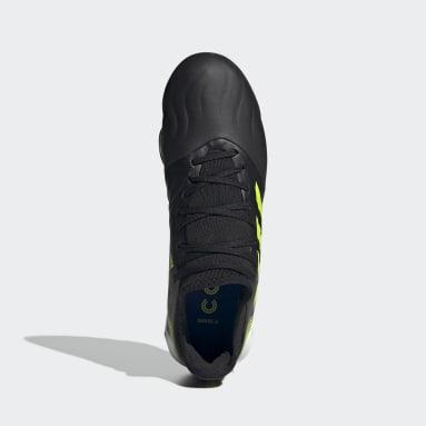ผู้ชาย ฟุตบอล สีดำ รองเท้าฟุตบอล Copa Sense.3 Turf