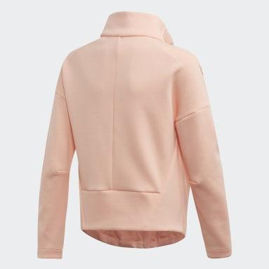 Youth Training Pink ID Jacket