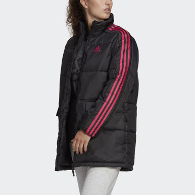 Women City Outdoor Black Insulated Jacket