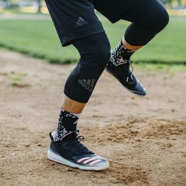 Men's Baseball White Icon V Stickball Cleats