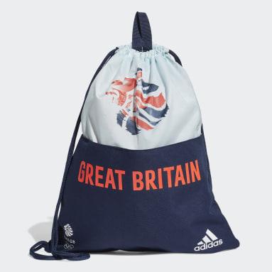 Gym & Training Blue Team GB Gym Bag