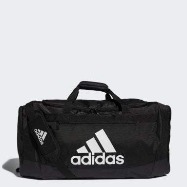 Training Black Defender Duffel Bag Large
