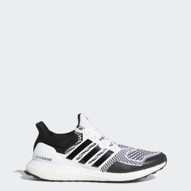 Löpning Vit Ultraboost 1 DNA Shoes