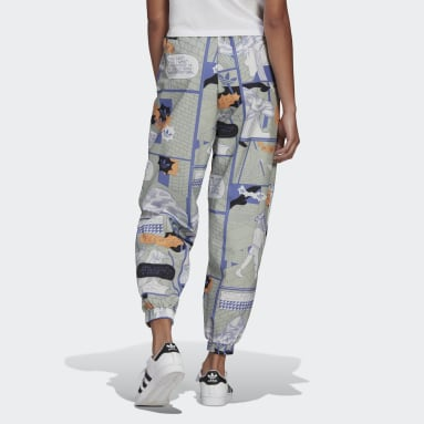 Women Originals Grey R.Y.V. Trousers