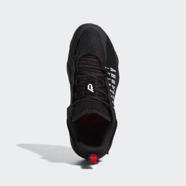 บาสเกตบอล สีดำ รองเท้า Dame 7 EXTPLY: Opponent Advisory