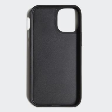 Coque Molded PU iPhone 12 Mini Noir Originals