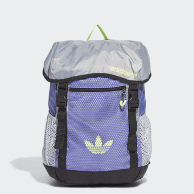 Youth 8-16 Years Originals Purple adidas Adventurer Toploader Backpack Small