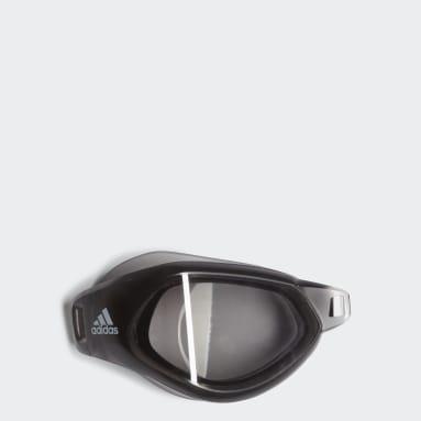 Svømning Hvid Persistar Fit Optical Goggle højre linse