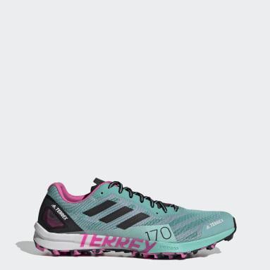 Frauen TERREX TERREX Speed Pro Trailrunning-Schuh Grün