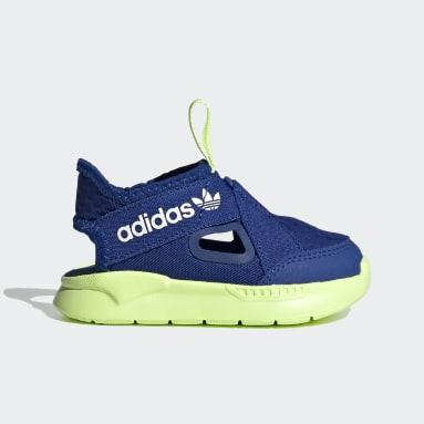 Sandálias 360 Azul Criança Originals