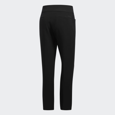 Women Golf Black Ultimate365 Adistar Cropped Trousers