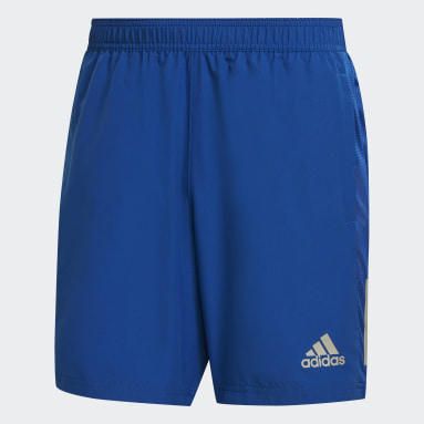 Men Running Blue Own the Run Shorts