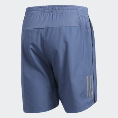 Heren Hardlopen Blauw Own the Run Short