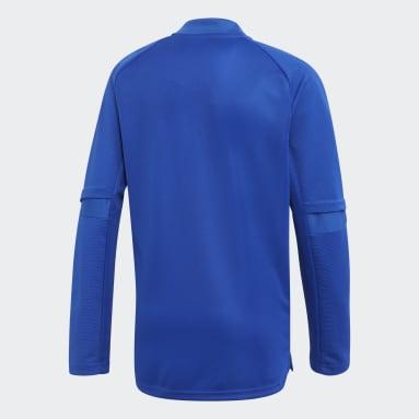 Kids Football Blue Condivo 20 Training Top