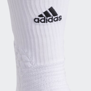 Football White Creator 365 Crew Socks