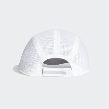 Cappellino AEROREADY Runner Mesh Bianco Pallavolo