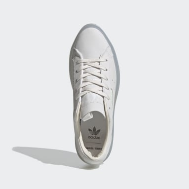 Women Originals White Angel Chen adidas Sleek Super Shoes