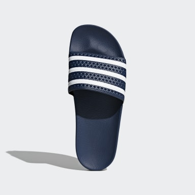 Chinelos Adilette Azul Originals