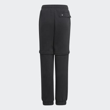 Pantalon adidas x Classic LEGO® Two-In-One Slim Noir Enfants Fitness Et Training