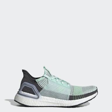 Women's Running Green Ultraboost 19 Shoes