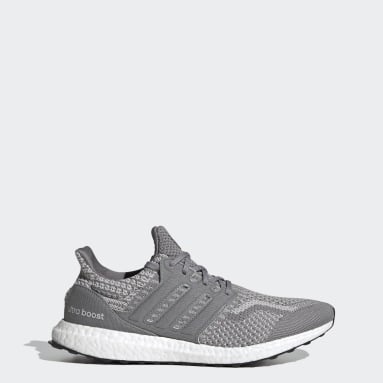 Running Grey Ultraboost 5.0 DNA Shoes