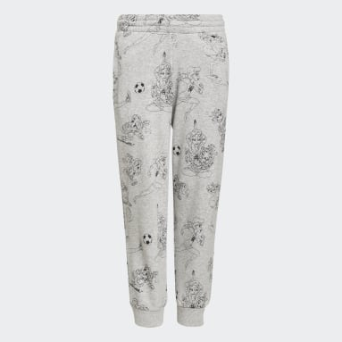 Children Training Grey Disney Comfy Princesses Pants