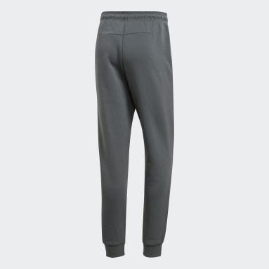 Men Sportswear Grey Must Haves Plain Pants