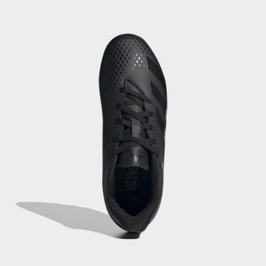 Chaussure Predator 20.4Multi-surfaces Noir Garçons Football