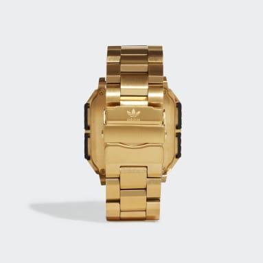 Originals Goud Archive_MR2 Horloge