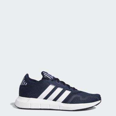 Originals Blauw Swift Run X Schoenen