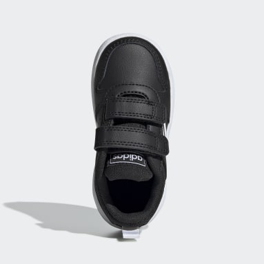 Infant Running Black Tensaur Shoes