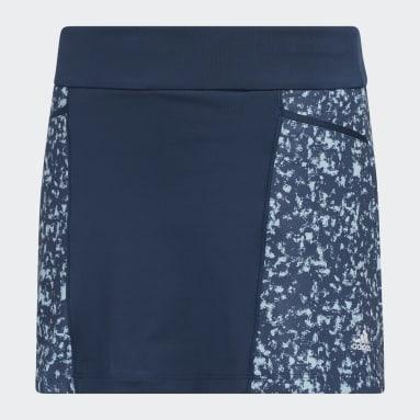 Falda pantalón Girls' Print Azul Niña Golf