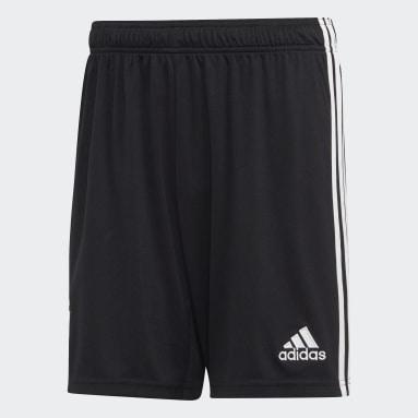 Shorts Uniforme Titular Juventus Negro Hombre Fútbol