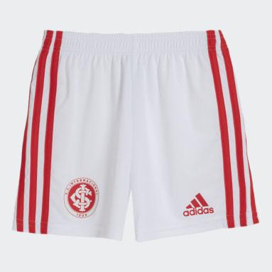 Mini Kit Internacional 1 Vermelho Kids Futebol