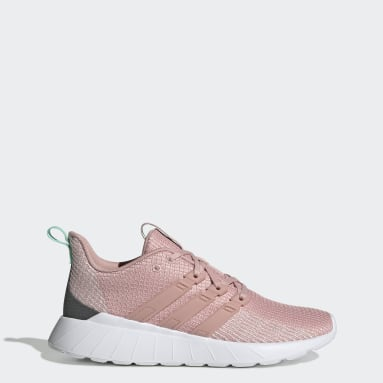 Women Running Pink Questar Flow Shoes